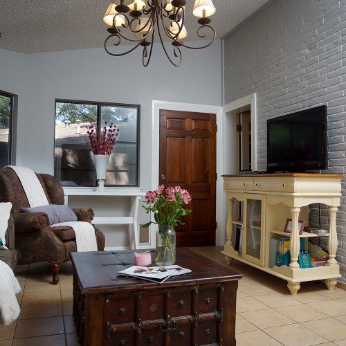 Coverted Family Room