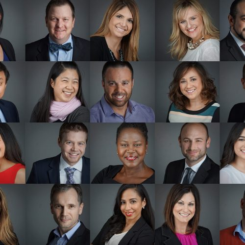 Headshots for conferences and big events